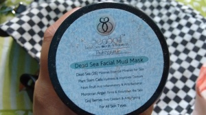 Seasoul mud mask
