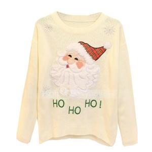 An extremely adorable sweater! Perfect for the coming winters