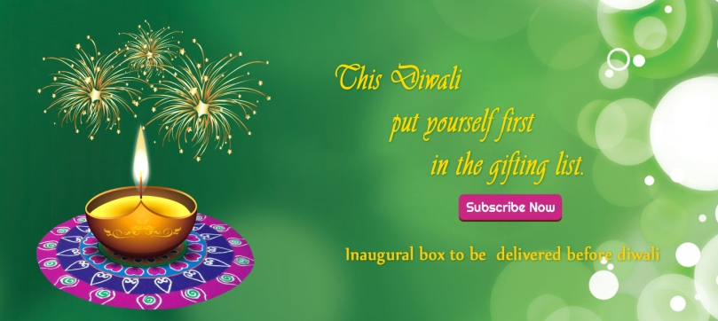 Gift yourself this Diwali with the MYSTERY BOX