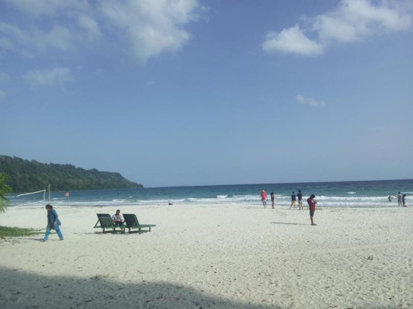 Radhanagr beach