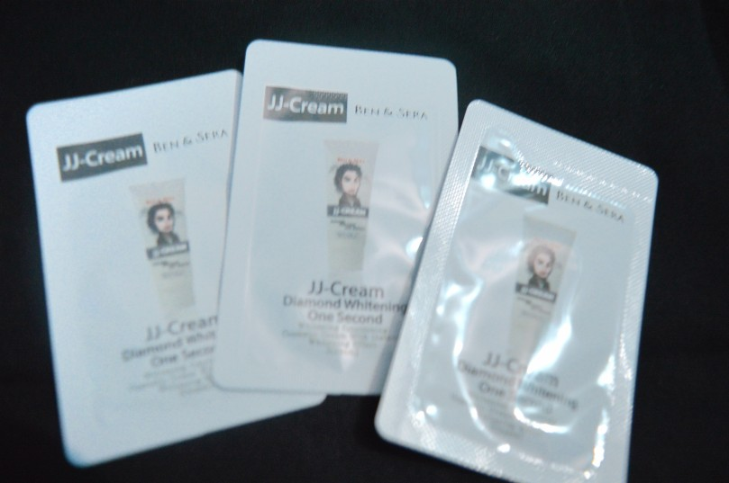 BEN&SERA jj cream diamond whitening one second