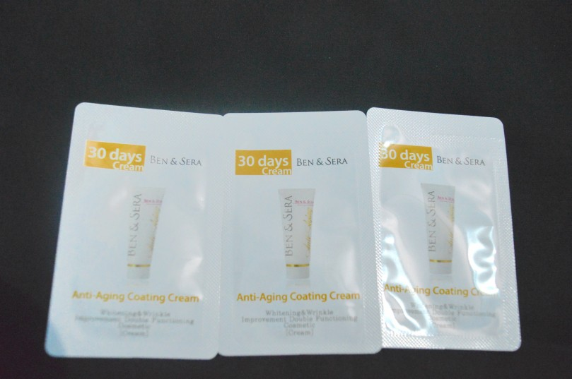 Ben&Sera 30 days anti aging coating cream