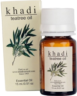 Tea tree oil from Khadi