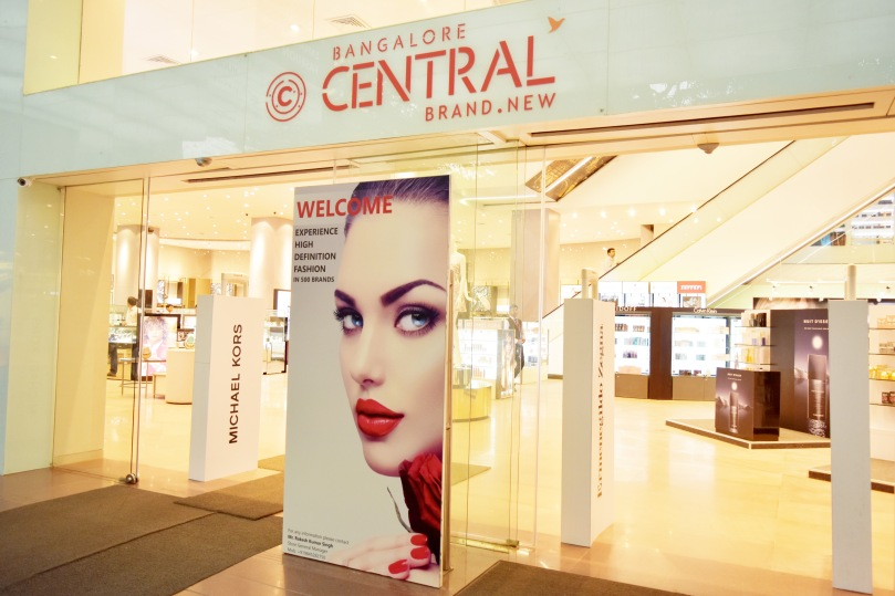 Bangalore central- Redesigned and Redefined