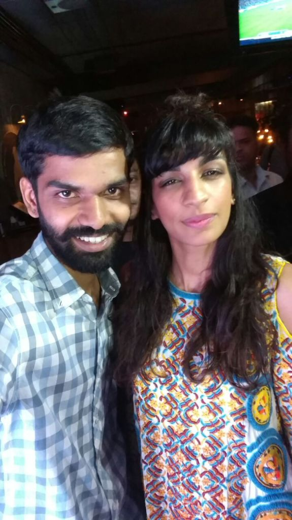 #LoveScotch with Anushka Manchanda and Nakul Shenoy- Hitesh with Anushka