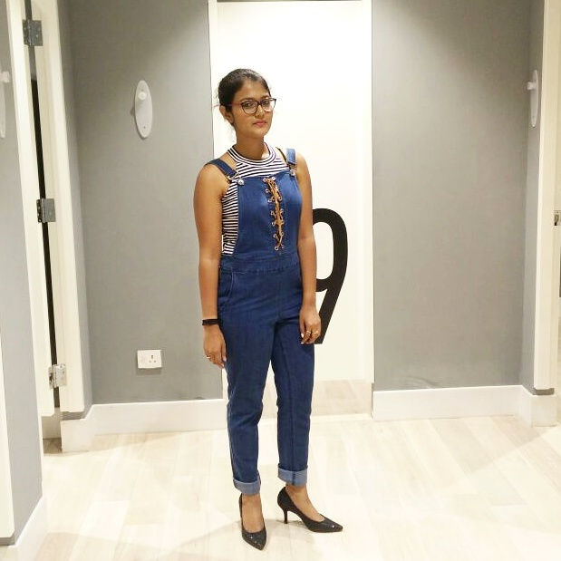 How to style dungarees/Overalls