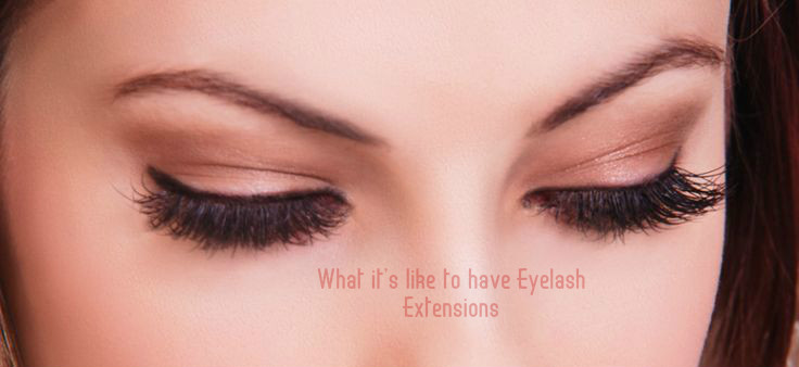 Do's and Dont's of eyelash extensions