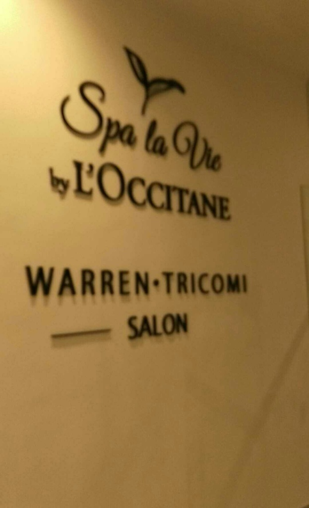 Spa la Vie by l'Occitane