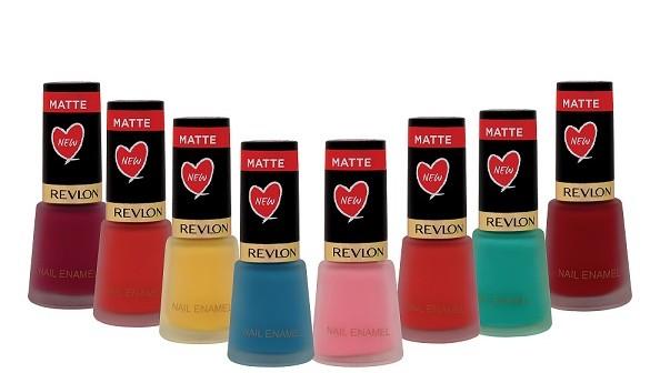 Revlon Matte Nail enamels