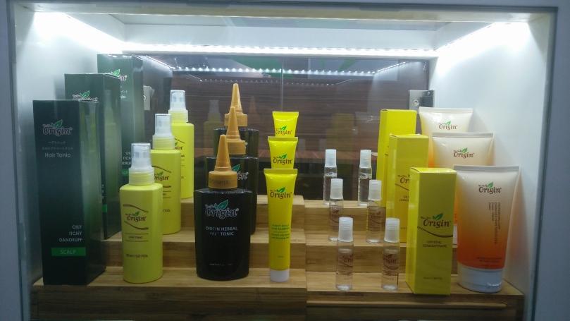 Bee Choo Origin at Hairbitat
