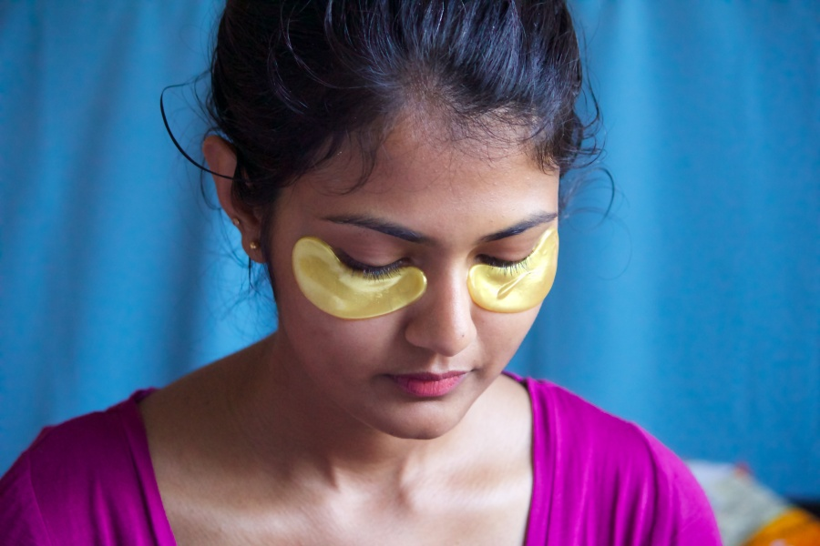 Lonvitalite 24K Gold & Collagen Eye Mask